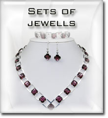 Sets of jewells