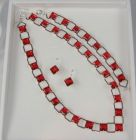 Sets of jewells in gift boxes - 6801-0134+5802-0137+5803-0045+T4